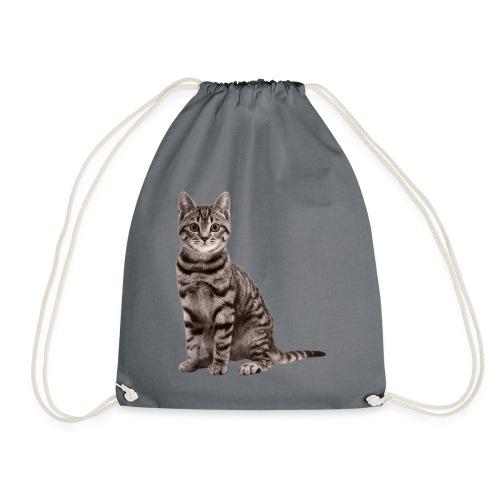 Cute cats (full set) - Drawstring Bag