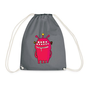 Alienating... (monster #1) - Drawstring Bag