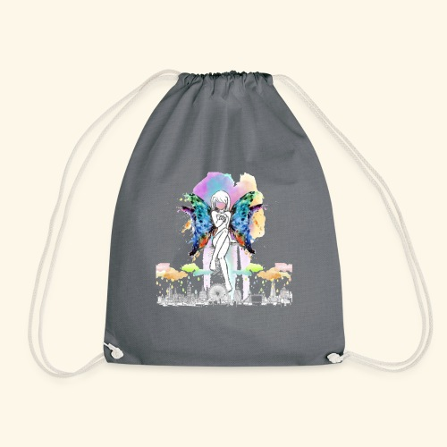 London positivity - Drawstring Bag