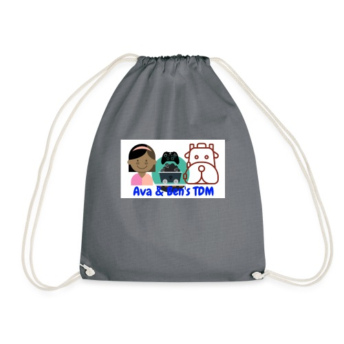 Be empowered - Drawstring Bag