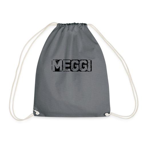 MEGGI Logo - Turnbeutel