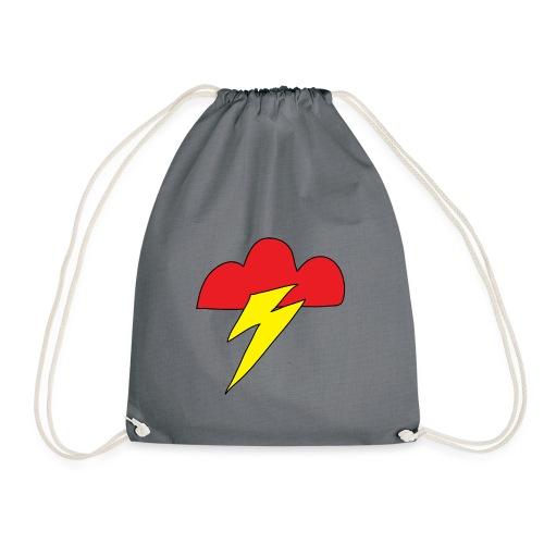 thunder - Drawstring Bag