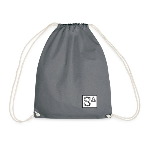 S a squaree apparel - Drawstring Bag