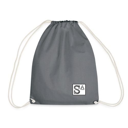 S a squaree apparel - Drawstring Bag