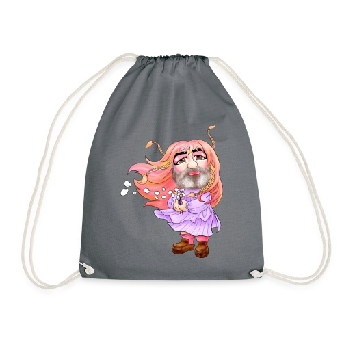 Rosaura - Drawstring Bag