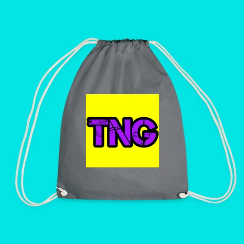 New TNG LOGO - Drawstring Bag