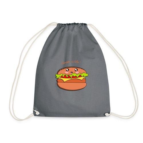 hamburger - Sac de sport léger