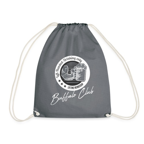 Buffalo Club Strong Arm - Drawstring Bag