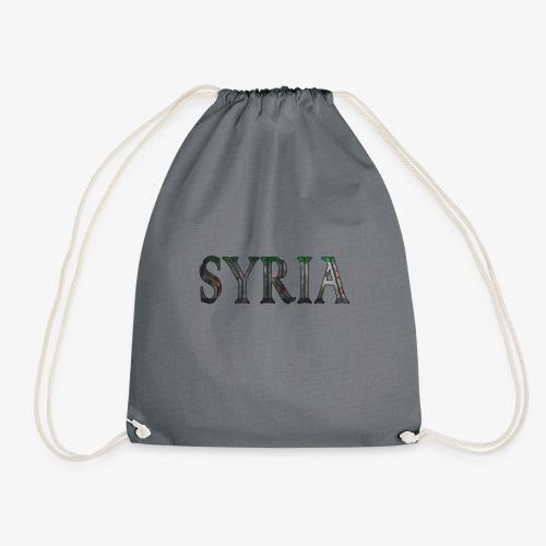 Free syria - Gymnastikpåse