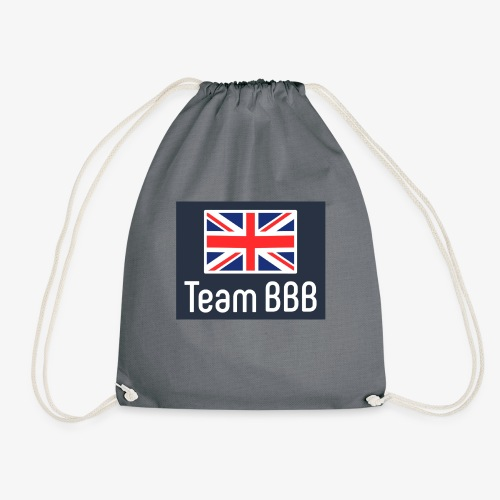 TeamBBB Logo - Drawstring Bag