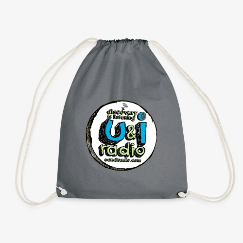 U & I Logo - Drawstring Bag