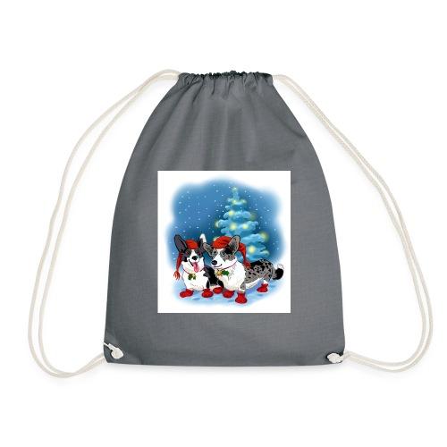CORGI CHRISTMAS - Gymbag