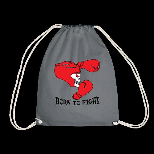 Born to Fight - Turnbeutel