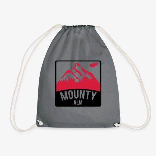 MountyAlm - Turnbeutel