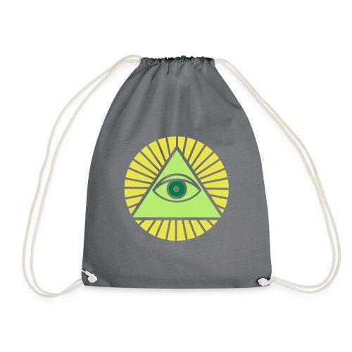 Illuminati - Drawstring Bag