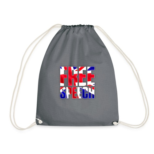 Free Speech UK Alt.1 - Drawstring Bag
