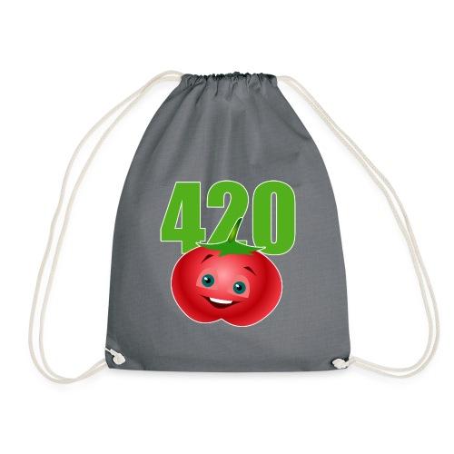 Tomate 420 - Turnbeutel