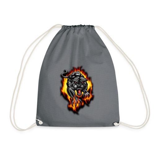 Panther - Drawstring Bag