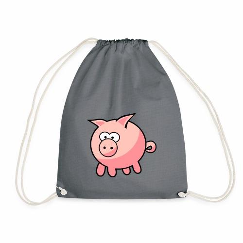 PiggyGamer - Drawstring Bag