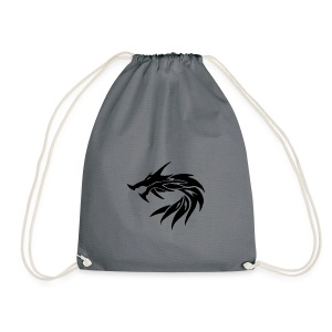 dragon tribal 1 - Sac de sport léger