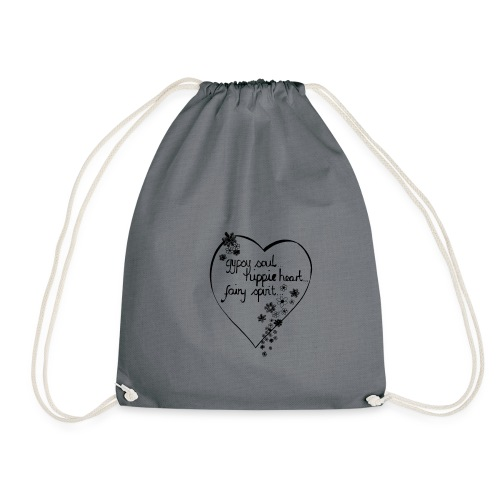 gypsy soul. - Drawstring Bag