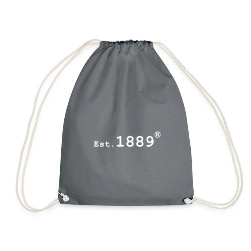 Established 1889 (Large Logo) - Drawstring Bag