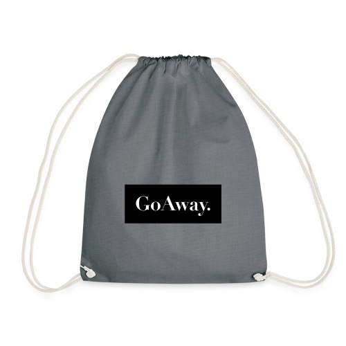 GoAway. - Turnbeutel