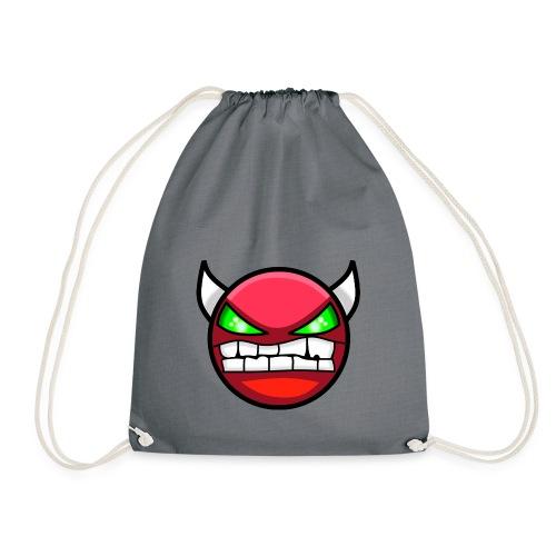 Demon shirt - Drawstring Bag