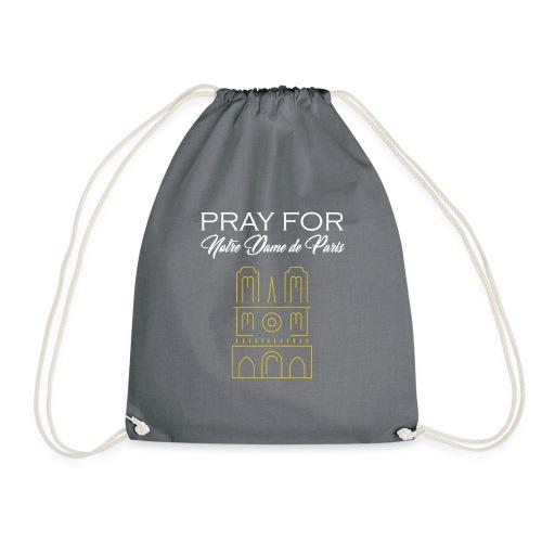 Pray For Notre Dame de Paris - Sac de sport léger