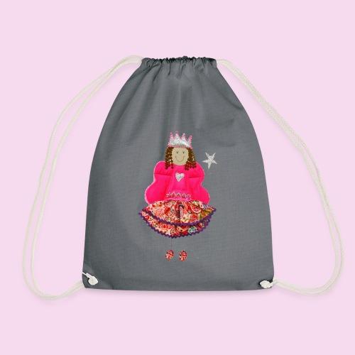 Scarlet - Drawstring Bag