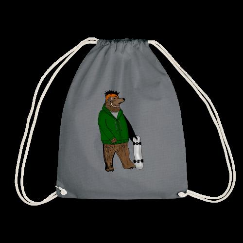 Skate Bjorn - Drawstring Bag