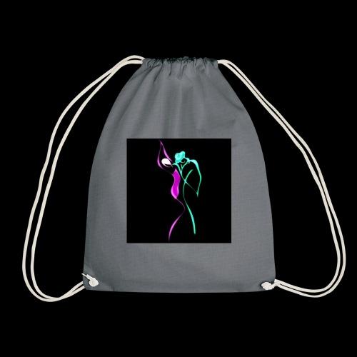 couple - Drawstring Bag