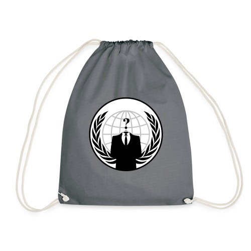 Anonymous Corporation - Drawstring Bag