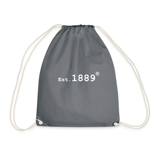 Established 1889 (Large Logo) - Drawstring Bag