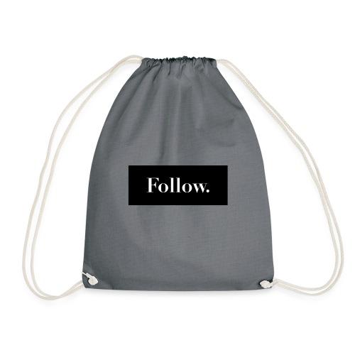 Follow. - Turnbeutel