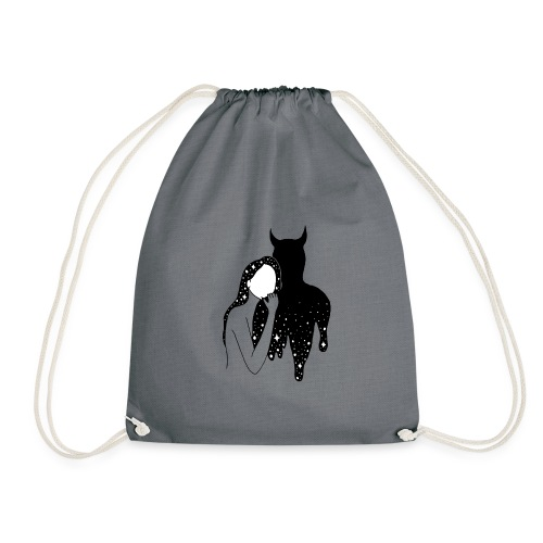 Dance with the Devil - Drawstring Bag