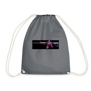 M - Drawstring Bag