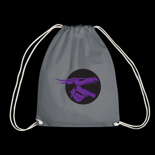 purple dragon logo - Sac de sport léger