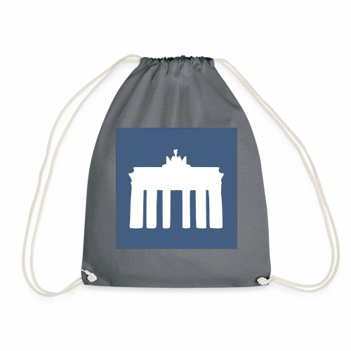 BDPEMS logo without font - Drawstring Bag