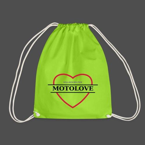 MOTO LOVE - Drawstring Bag