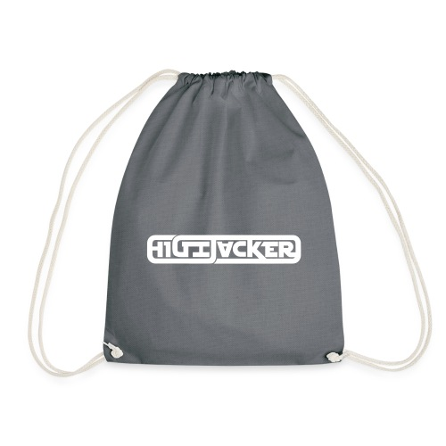 HIGH JACKER - Drawstring Bag