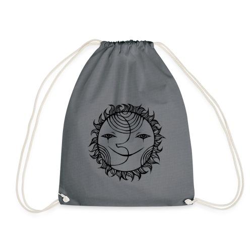 SunMoonRising - Drawstring Bag