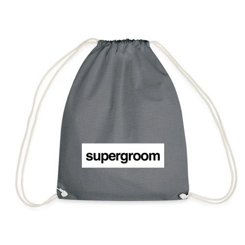 Supergroom - Turnbeutel