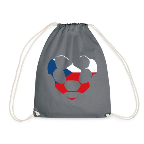 heartCZECHREPUBLIC - Drawstring Bag