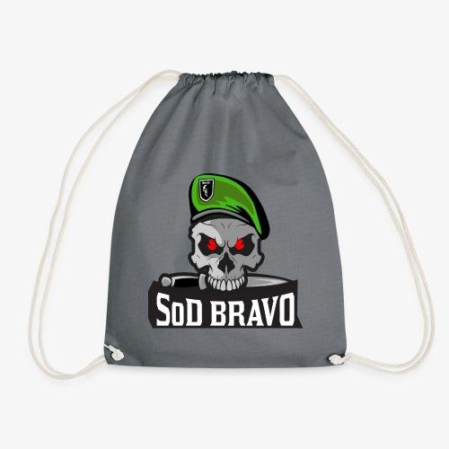 SoD BRAVO Team - Turnbeutel