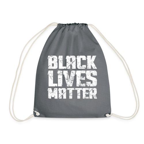 BLACK LIVES MATTER - Drawstring Bag