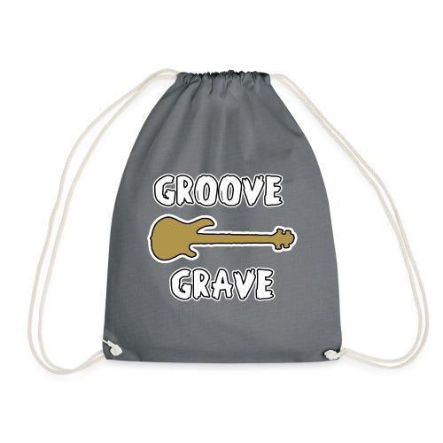 GROOVE GRAVE - JEUX DE MOTS - FRANCOIS VILLE - Sac de sport léger