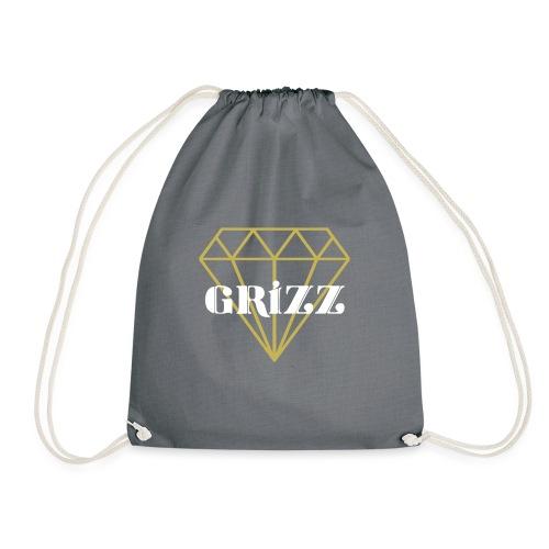 Logo grizz - Sac de sport léger