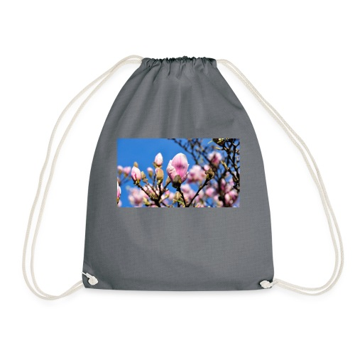 Magnolia - Drawstring Bag