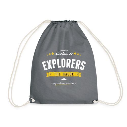 Explorershirt - Gymtas